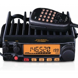 Equipo Base Movil Yaesu Ft2980r Vhf 80 Watts Sust. Ft2900r