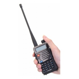 Handy Walkie Talkie Baofeng Uv5re Tri Banda 144 440 220 Mhz