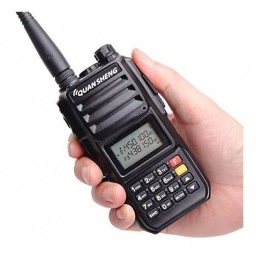 Handy Walkie Talkie Quansheng Nivel Militar China 10 Watts