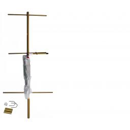 Antena Yagi Marca Tram Direccional 3 Elementos Vhf