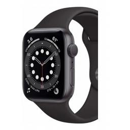 Apple Watch 40mm Se Gris Espacial Malla Negra Gps