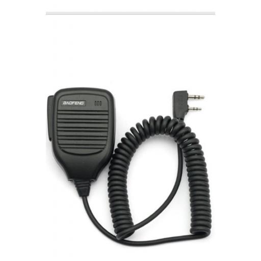 Microfono De Mano Baofeng Compatible Kenwood Y Anytone