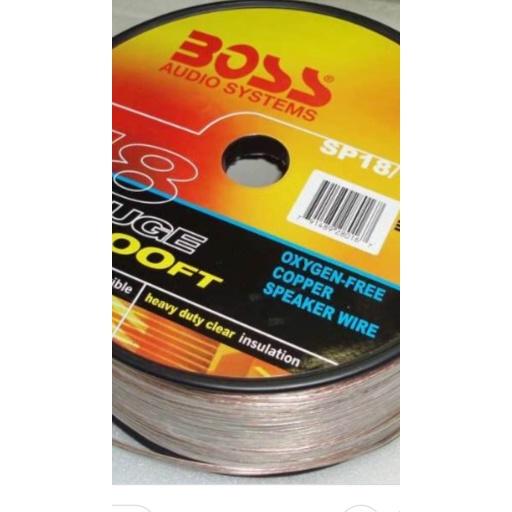 305 Metros De Cable Boss Sp18