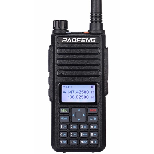 Handy Walkie Talkie Baofeng Dm1801 Dmr Tier 2 + Cable Soft