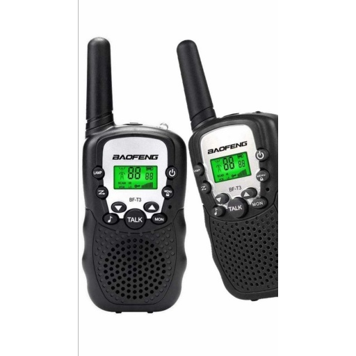 Walkie Talkies Handies Bf-t3 5km.