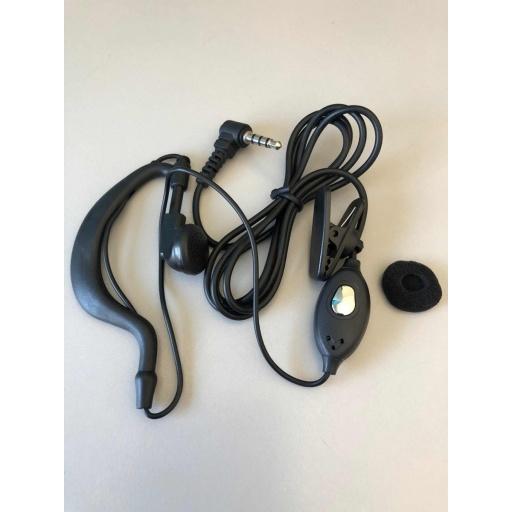 Auricular Manos Libres Baofeng Bft2