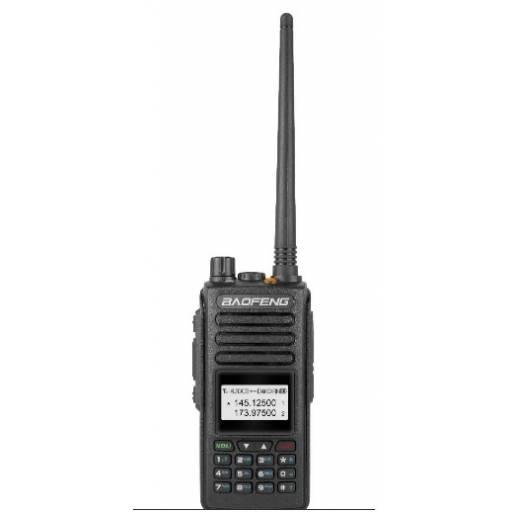 Handy Walkie Talkie Baofeng H2 10 Watts + Ptt De Mano