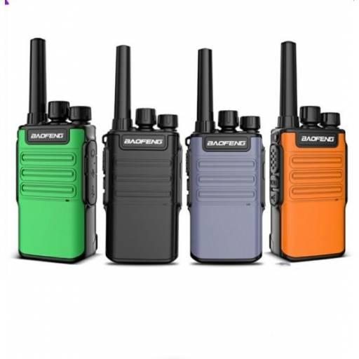 2 Handy Walkie Talkie Baofeng Modelo Bfv8 /