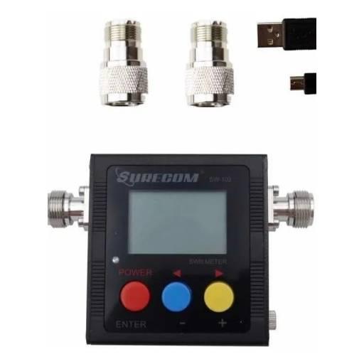 Roimetro Watimetro Digital 125-525 Mhz