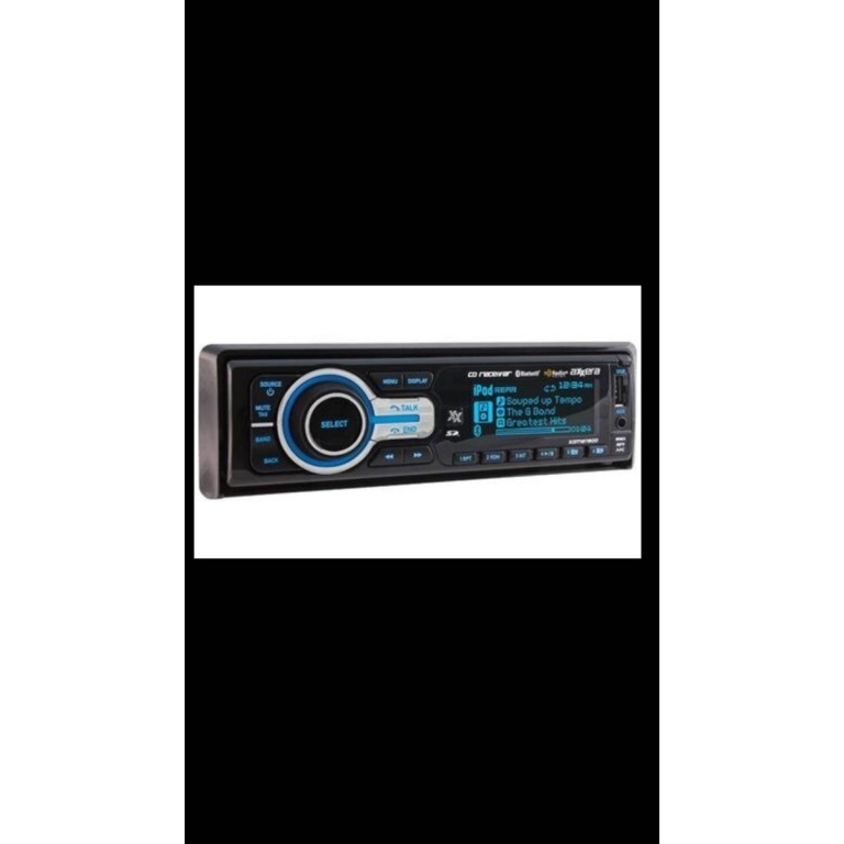 Autoradio Axxera Xdma7800 Cd, Bluetooth, Sd, Multicolor