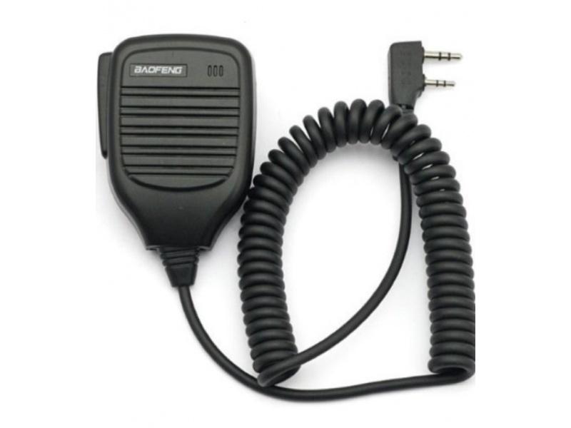 Microfono / Parlante Baofeng Compatible Kenwood Y Anytone