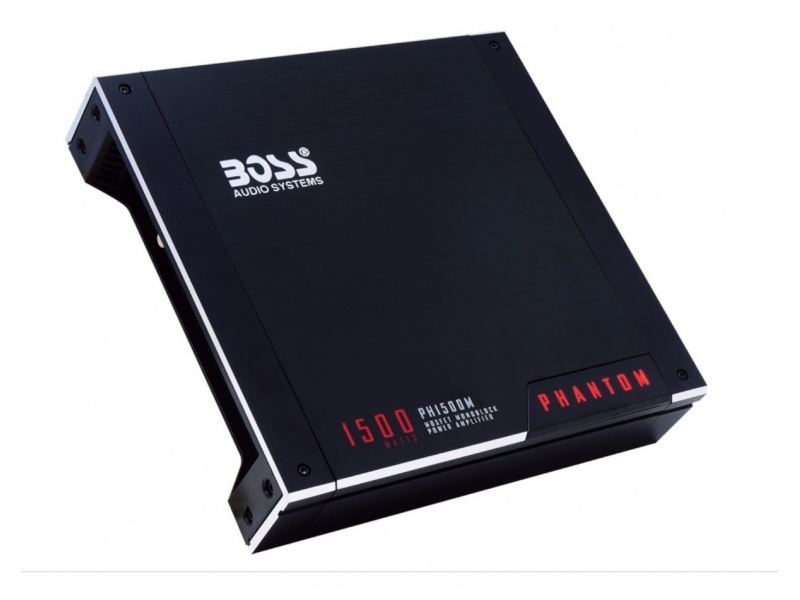 Potencia Amplificador Ph1500m Boss Monoblock