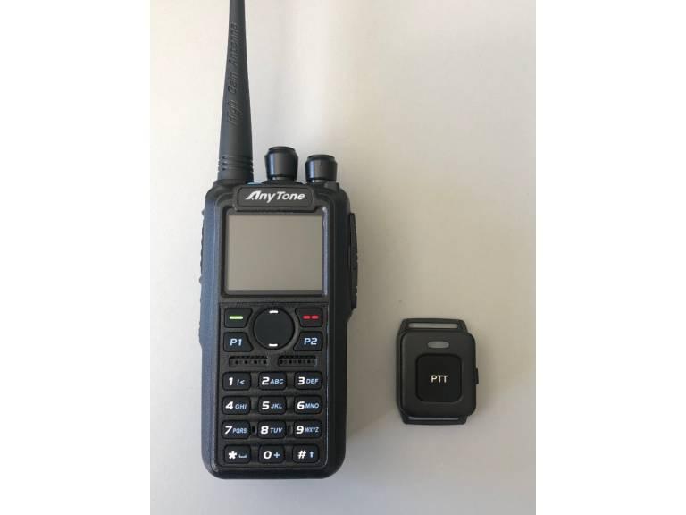 AnyTone AT-D878UV PLUS Bluetooth con GPS